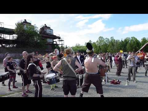 HONK! Fest West 2015 June 18-21, Seattle