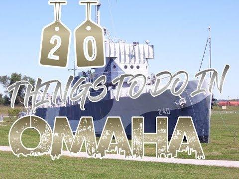 Top 20 Things To Do In Omaha, Nebraska