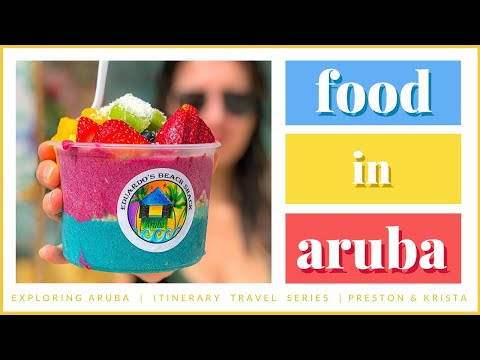 WHERE TO EAT IN ARUBA | Restaurants ranked by price