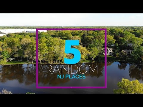 DESTINATION ANYWHERE-5 NJ Places to Visit
