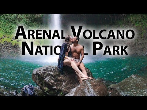 THE ARENAL VOLCANO NATIONAL PARK GUIDE   Costa Rica Travel Guide #1