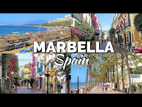 Beautiful MARBELLA / Costa del Sol / Spain