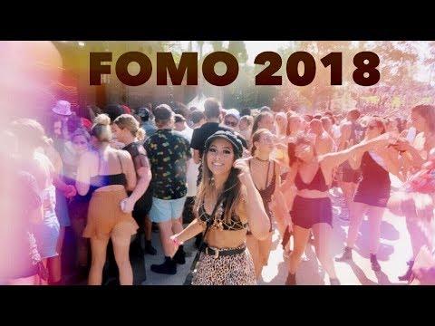 FOMO FESTIVAL 2018 VLOG | Post Malone, SZA, Zhu, Rl Grime Live