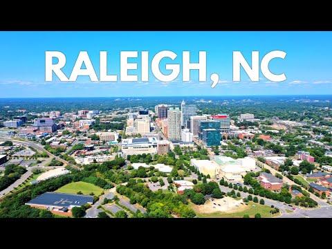 DOWNTOWN RALEIGH North Carolina