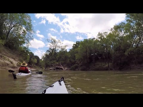 San Antonio to Seadrift - Kayak Paddle on the San Antonio River