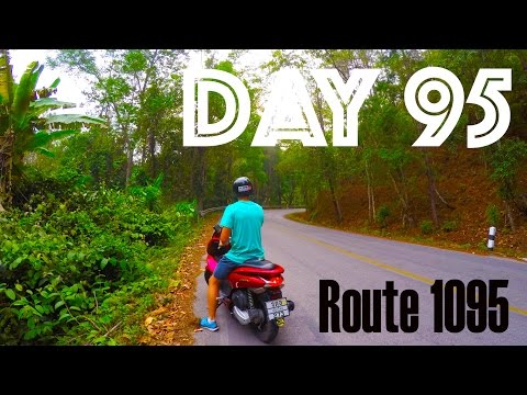 Chiang Mai to Pai - Route 1095 | Day 95