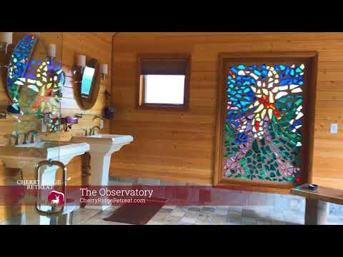 Cherry Ridge Retreat - Observatory Luxury Swimming Cabin