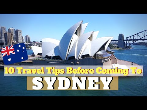 10 Things To Know Before Travelling To SYDNEY - Travel Tips for First Timer