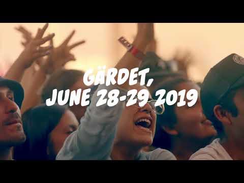Lollapalooza - 28-29 JUNI 2019 - GÄRDET, STOCKHOLM
