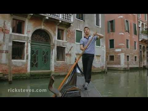 Venice, Italy: Romantic Gondolas
