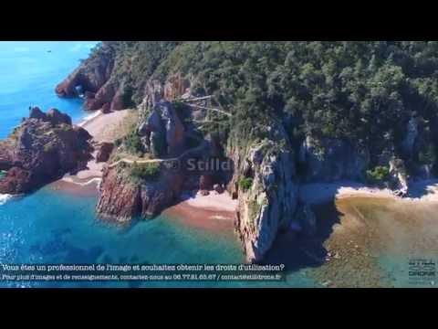 Théoule-sur-Mer : Plage de la Pointe de l'Aiguille