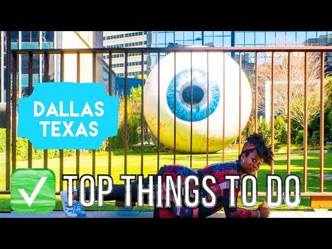 ✅ Top Things To Do In Dallas Texas