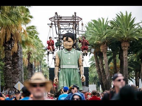 The Giants Highlights: Perth International Arts Festival 2015