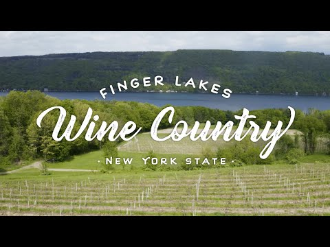 Finger Lakes Wine Country | Thirst for life!