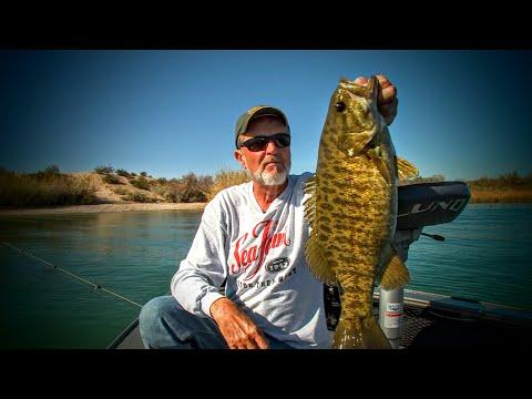 Lake Havasu Smallies - Lindner's Fishing Edge 2015 S1