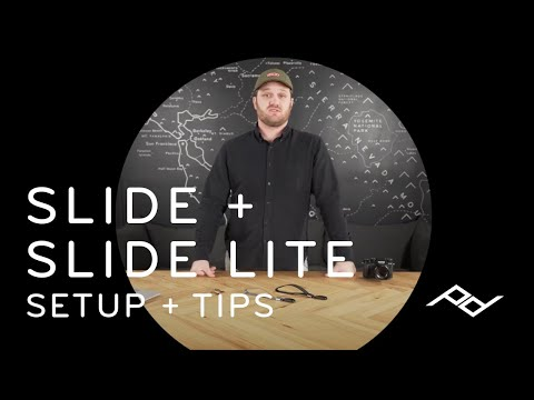 Peak Design Slide & Slide Lite: Setup + Tips