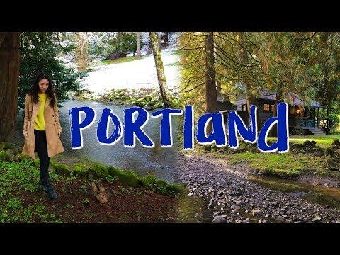 THE CUTEST AIRBNB TOUR ▹ Portland, Oregon