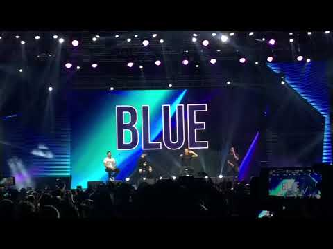 Blue – Best In Me LIVE in Manila (Playback Music Festival 02/10/18)