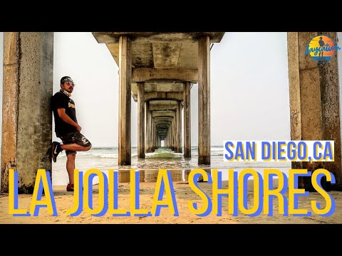 TOP THINGS TO DO IN LA JOLLA SHORES | San Diego, California Travel Guide
