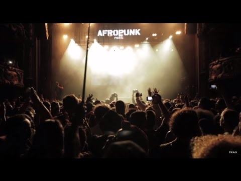 Afropunk Paris 2015