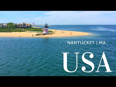 A Summer on Nantucket MA | USA