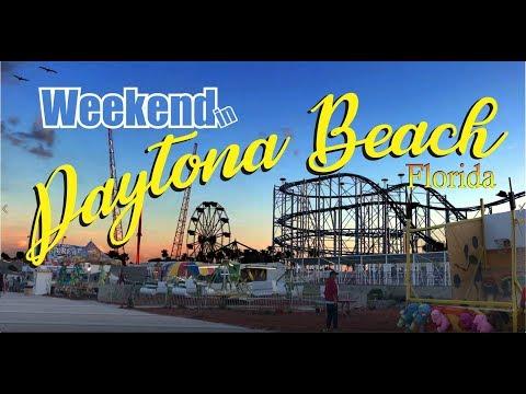 Daytona Beach, Florida Weekend Gateway - Best of Florida Travel-Vacation Vlog