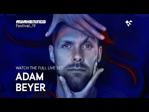 Awakenings Festival 2019 Sunday - Live set Adam Beyer @ Area V