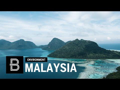 Beautiful Destinations in Sabah, Malaysia – Pom Pom Island