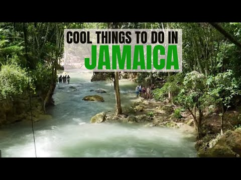 COOL Things To Do in JAMAICA