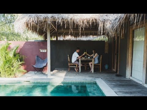 Our Stay At Slow Gili Air: Private Luxury Pool Villas