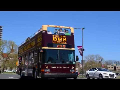 Philadelphia hop-on hop-off - Open Top Bus Tour