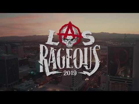 LAS RAGEOUS 2019 ANNOUNCEMENT
