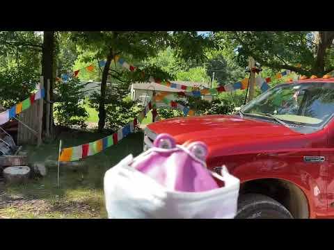 A Tour of the Eco camp Swanton Ohio