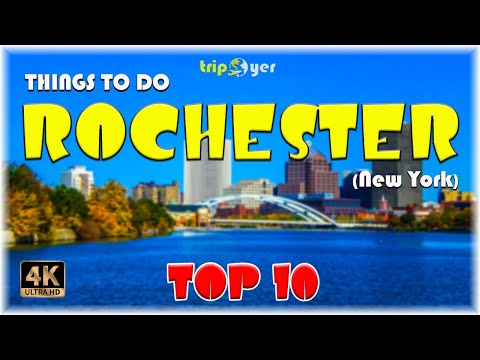 Rochester (New York) ᐈ Things to do | Best Places to Visit | Top Tourist Attractions ☑️