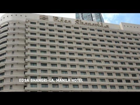 (Travel Vlog) Edsa Shangri-La, Manila Philippines
