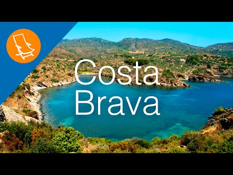 Costa Brava - The spectacular, rugged coast of Spain