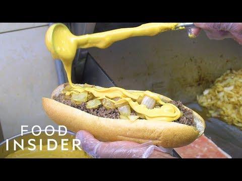 The Best Cheesesteak In Philadelphia | Best Of The Best