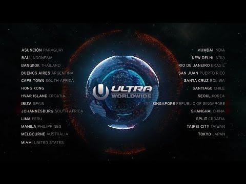 Ultra Worldwide Expansion - China, Australia, India & Ibiza
