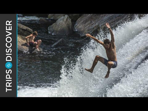 7 Epic North Carolina Swimming Holes