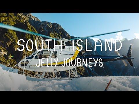 FRANZ JOSEF + South Island, New Zealand