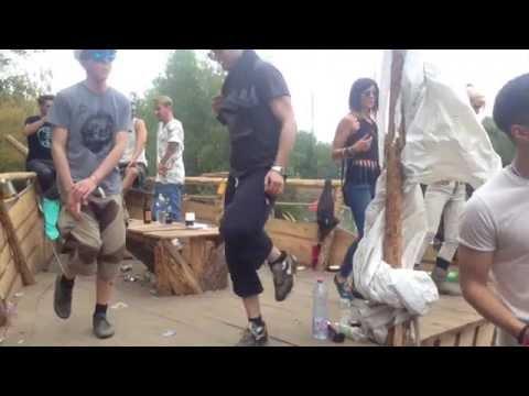 Greenwood Shuffle (Festival Kiekebuschsee /w Mike Book & Wonkers) 2016