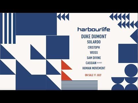Harbourlife 2019 lineup video