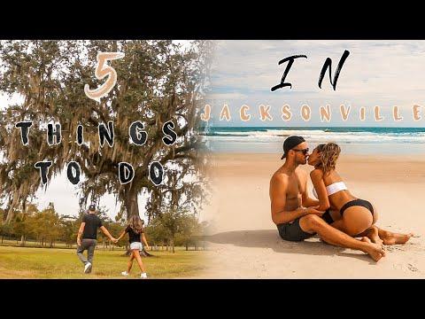 5 COOL THINGS TO DO IN JACKSONVILLE   Weekend Getaway