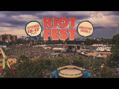 RIOT FEST 2017 RECAP VIDEO // Sept. 15-17 // Douglas Park; Chicago, IL
