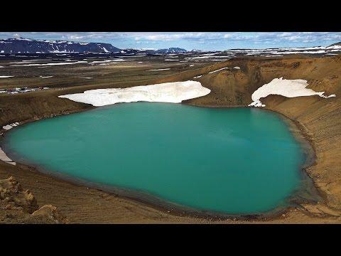 Myvatn, Iceland in 4K (Ultra HD)