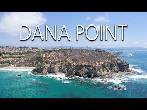 Dana Point: Exploring Caves, Ships, Restaurants & Beaches
