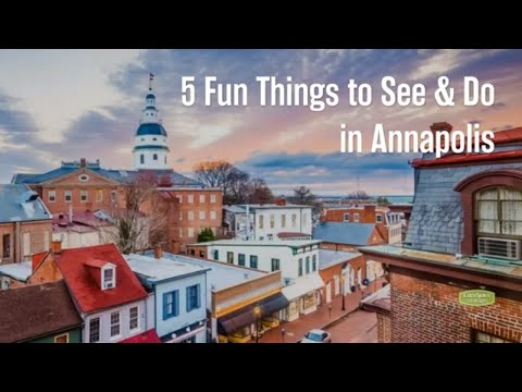 5 Fun Things to See & Do in Annapolis, MD