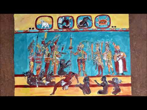 The Magnificent Murals of Bonampak: Mexico Unexplained
