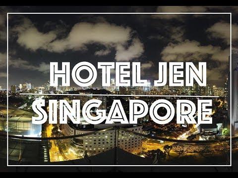 Hotel Jen Orchard Gateway Singapore: Review