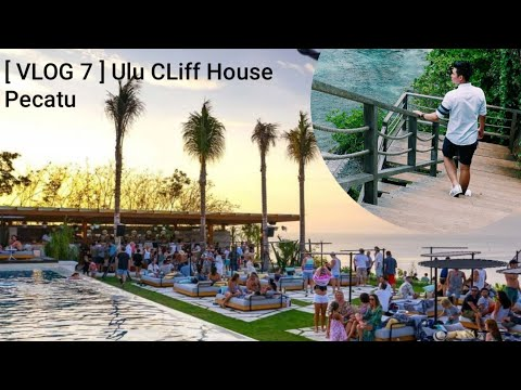 [ VLOG 7 ] Short Review Ulu Cliff House Bali